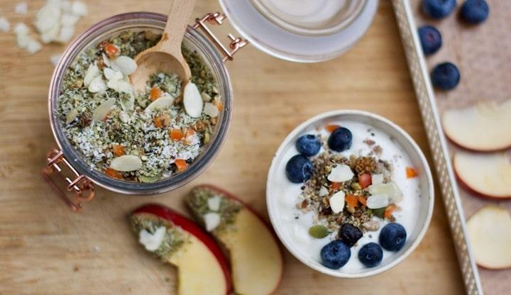 Perché essiccare a casa ecologico economico sano semplice granola raw