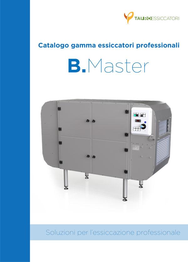 scarica il catalogo della gamma B.Master